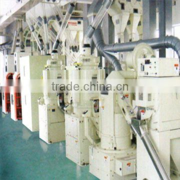 Multi-function automatic rice processing line made in china