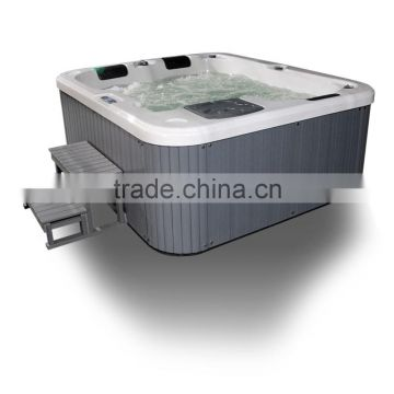 China alibaba perfect spa products A310 with Pump/LED light/FM radio
