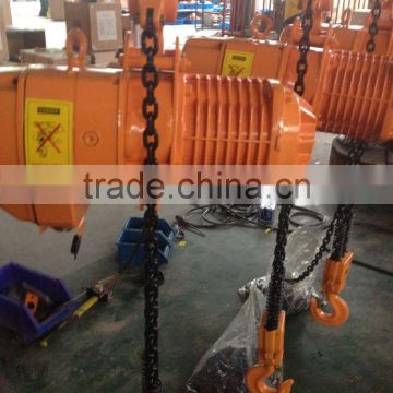 1ton mini electric chain hoist | electric motor