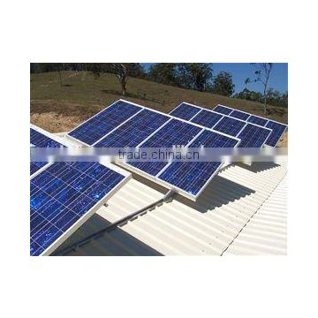 3KW grid solar system with battery, rooftop or ground mounted, 100KW grid solar system