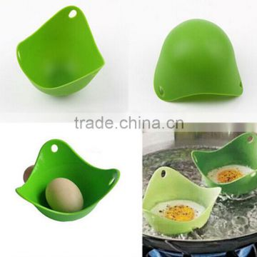 Silicone Egg Poacher Cooking Perfect Poached Eggs Replace Microwave Egg Poacher, Silicone Egg Ring