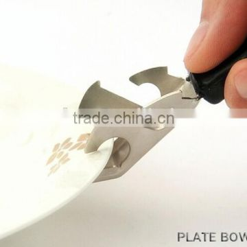 Stainless Steel Dishes Clip Plate Clip Bowl Tongs