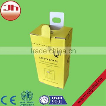 best selling consumer products disposable medical needle safety box