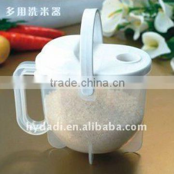 hot sale plastic rice cleaning machine