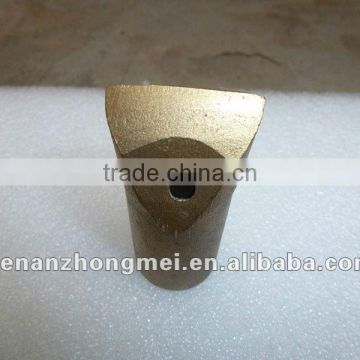 Tapered carbide Chisel Bit/mining rock tools