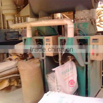 High Accuracy 10-50kg Pneumatic Valve Bag Cement Packaging Machine