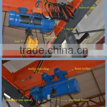 CE certificate 240V hot selling small electric hoist and best quality electric wire rope hoist