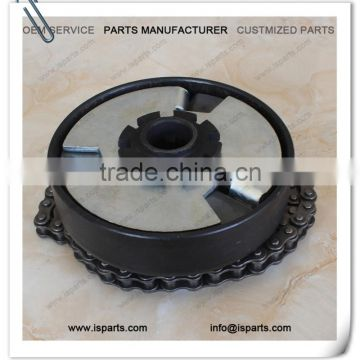 "Gokart or Mini Bike Centrifugal Clutch 3/4"" bore 13 Tooth for #35 Chain with #35 chain"