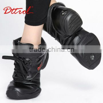 D004712 Men leather street shoes dance sneaker
