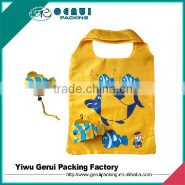 polyester animal foldable bag