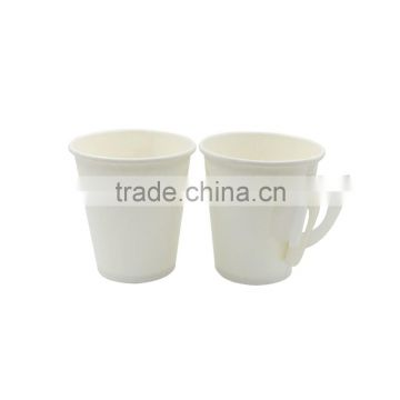 single wall cup with handle single wall cup with handle clear disposable paper cups disposable paper cups