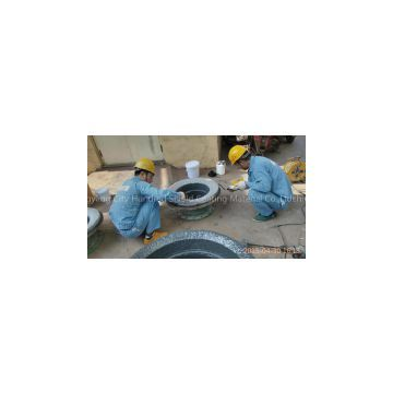 supply slurry pump repair coatings,slurry pump wear resistant special coating,slurry pump anti wear protective coatings