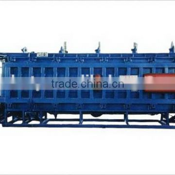 Design manufacture eps foamed block cutting production line