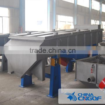 sea salt stainless steel vibrating screen