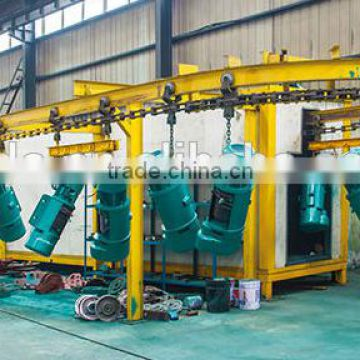 CD1 wire rope sling 1000kg electric hoist for double girder crane