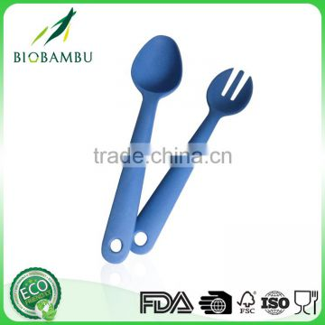 OEM available Hot design Endurable bamboo cutlery/Dinnerware spoon/fork