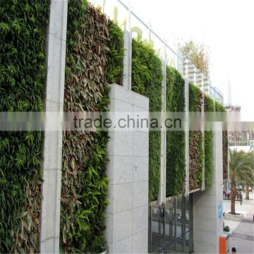China wholesale artificial ornamental plants for wall decoration cheap artificial plant wall for outdoor