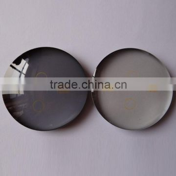 plastic lens 1.56 photogrey hmc lens from danyang city (CE, Factory)