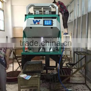 groundnut CCD color sorter /groundnut color selecting equipment