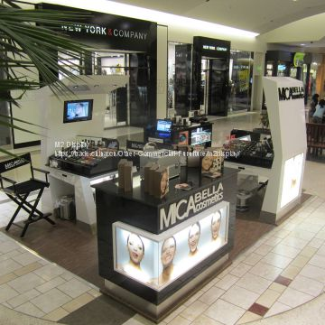 High end cosmetic shop design / cosmetic shop interior design / cosmetic shop counter design