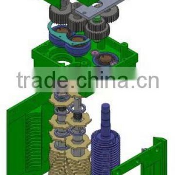 Channel wastewater grinder to protect pumps