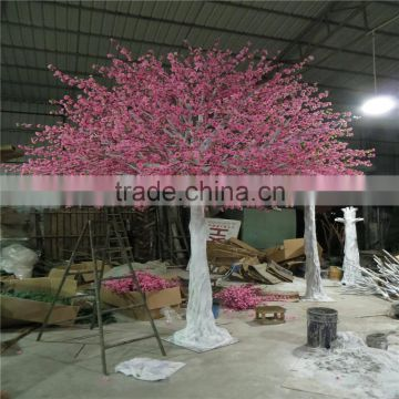 2017 Hot sale factory cheap artificial banyan trees plastic ficus bonsai tree for sale