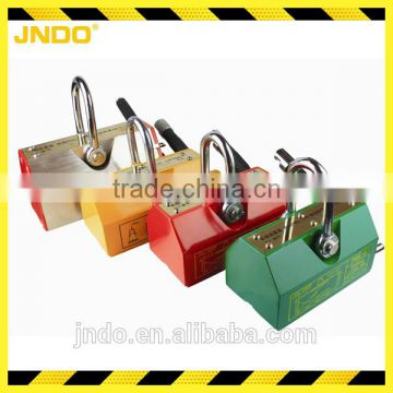 1 ton magnet crane lifter magnetic permanent plate lifter