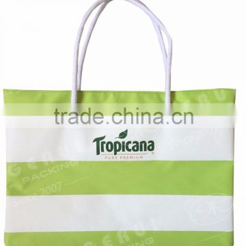 2016 Excellent quality durable assorted fabrics 300D polyester beach tote bag                                                                                                         Supplier's Choice