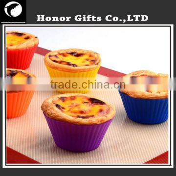 Wholesale Factory Price Food Grade Silicone Mold Cup Cake
