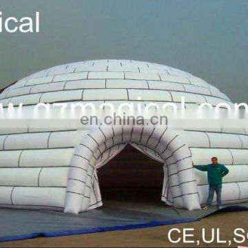 commercial white wedding inflatable igloo tent & commercial white wedding inflatable igloo tent of Inflatable Tent ...