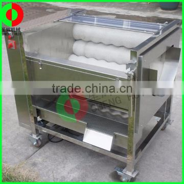 Direct manufacturers,vegetable and fruit different brush peeling equipment