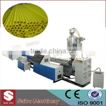 Prestressed Plastic (HDPE) Corrugated Pipe Extrusion Machine
