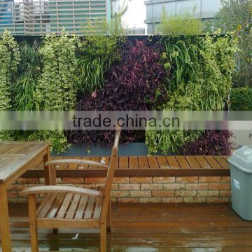 fake plant wall good price factory plant artificial walls