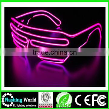 china wholesale China factory OEM high quality el wire glasse