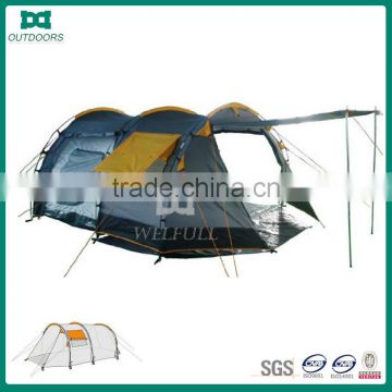 3000mm PU waterproof portable canopy tents sale
