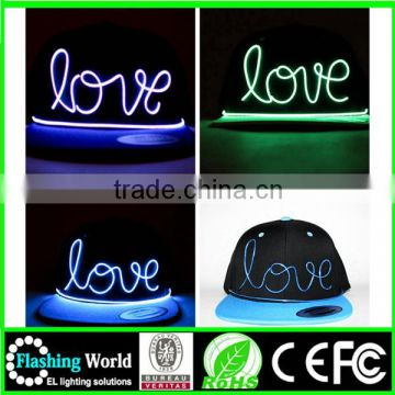 professional neon fashion hats and caps