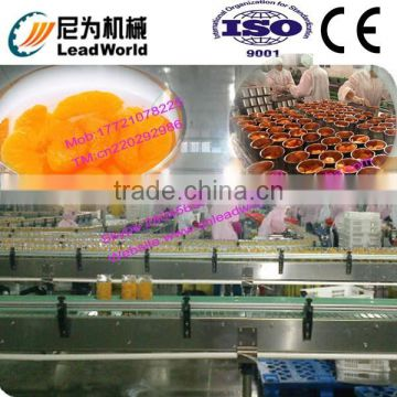 professional and factory price Canned food processing machine