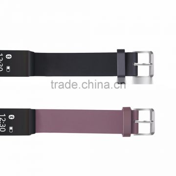 body temperature monitor and Heart Rate Smart Bracelet Watch, fitness band made in China at low price