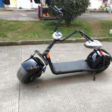 1000W fat tire china electric scooter