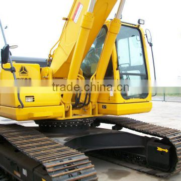 excavator made by SINOTRUK