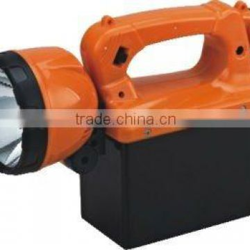 high brightness high power portable rechargeable searchlight
