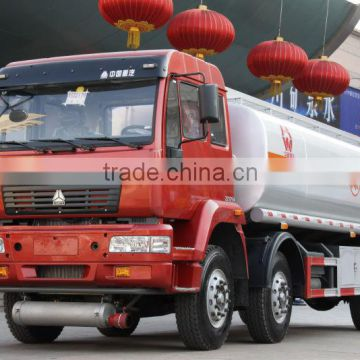 SINOTRUK Golden Pricess fuel tanker truck 20CBU
