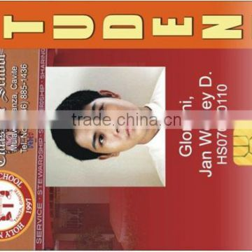 School Student Card with chip