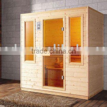Dry steam room,Far infrared sauna room,