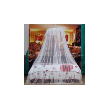 Round mosquito net for double bed canopy china factory