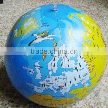 Advertising PVC material inflatable balloon earth