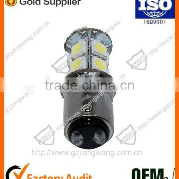 Super Brightness BA20D Motorcycle LED Light Bulb