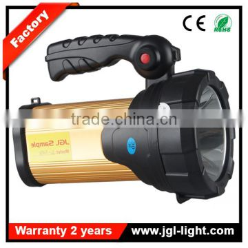 Most powerful led torch light 5JG-A390E rechargeable cree led spot light