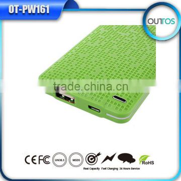 New Credit Card Size Power Bank 4000mah With High Conversion Rate