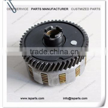 Top Quality Motorcycle Spare Parts Motorcycle Clutch Cent Comp For AX100